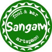 Food&Bar,Art space Sangam